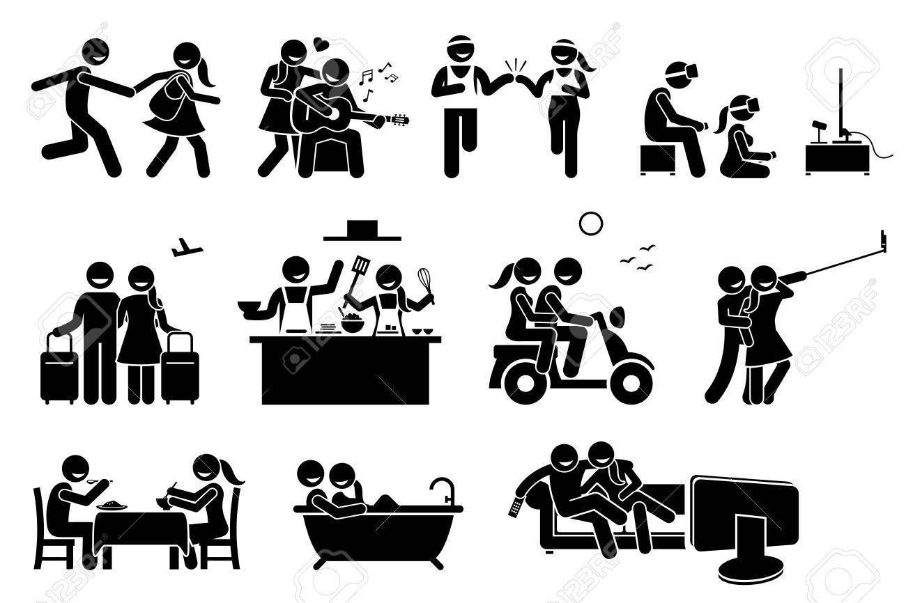 Activités de rencontres pour les couples