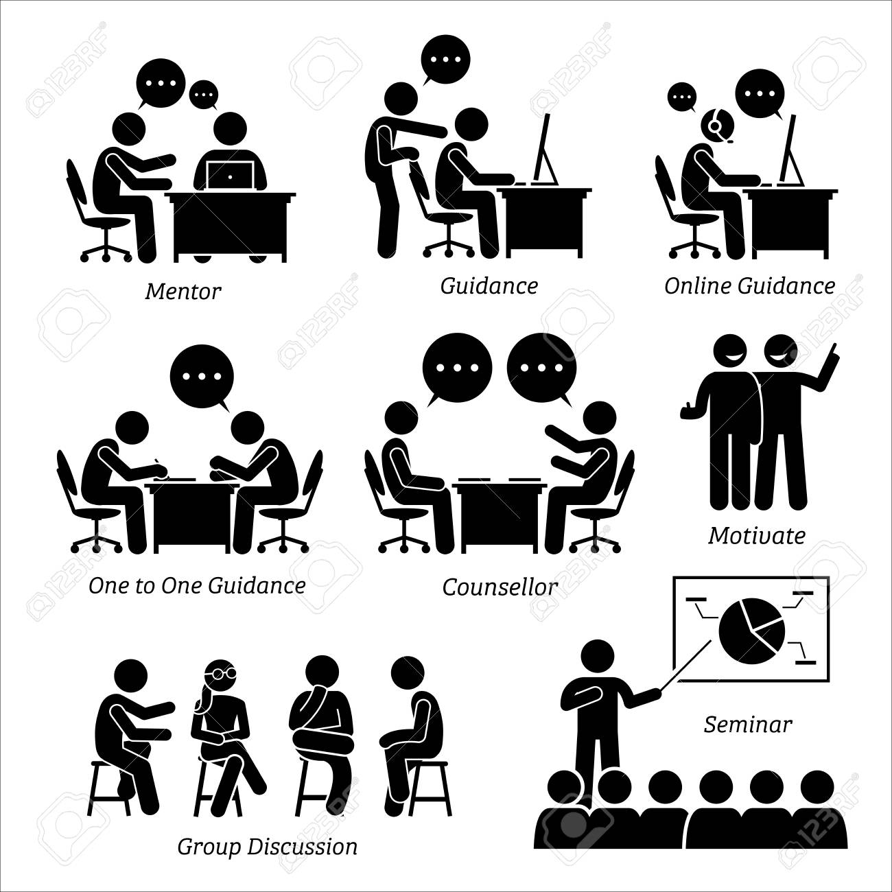 Mentor guidance for business executive  The company business