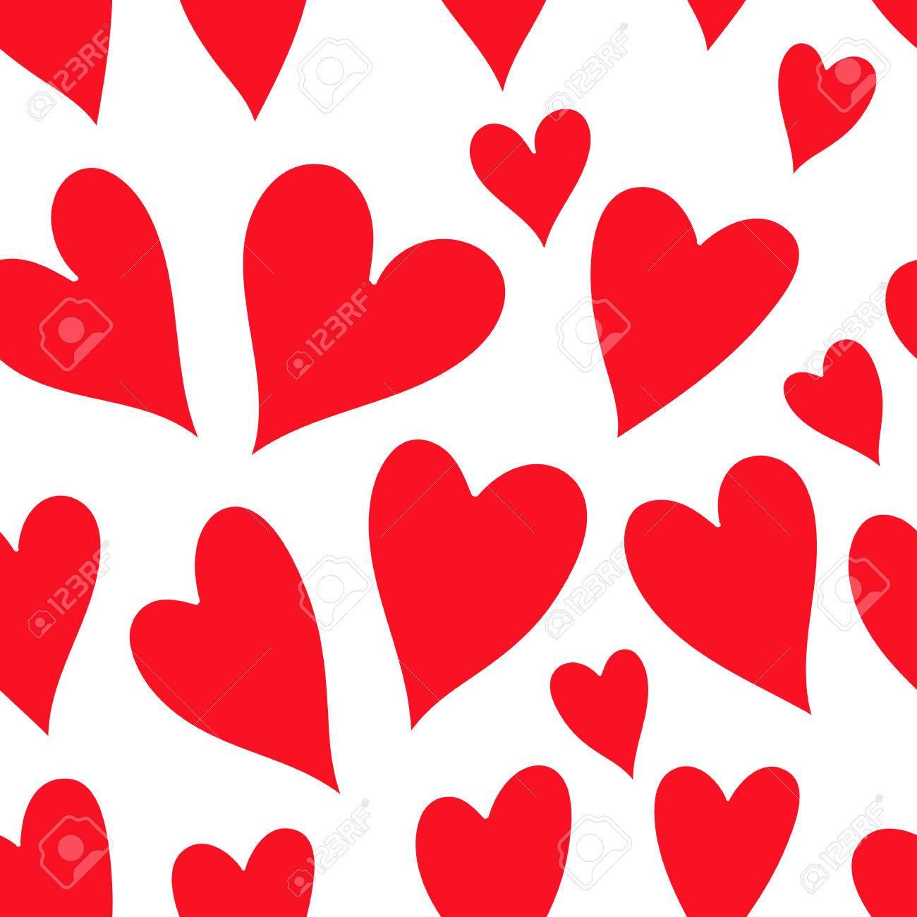 Tolle Valentine Herzen Zu Färben Zeitgenössisch - Malvorlagen Von ...