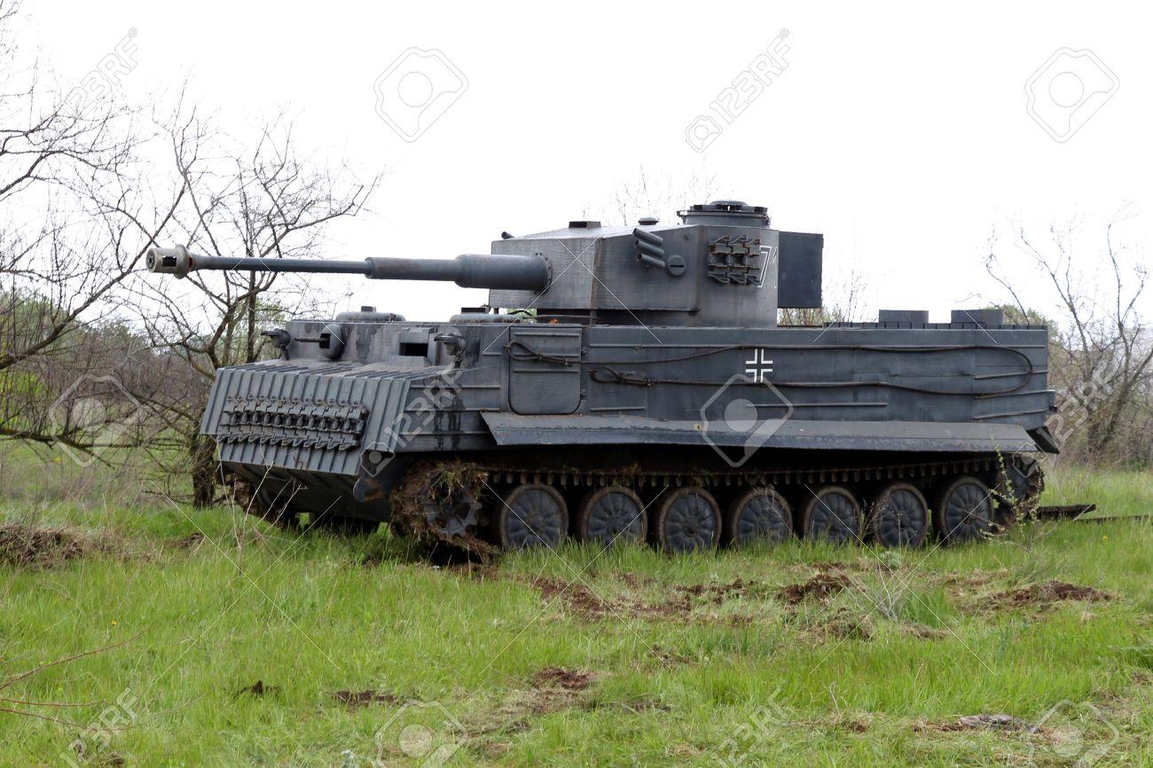 German tank - 10086580