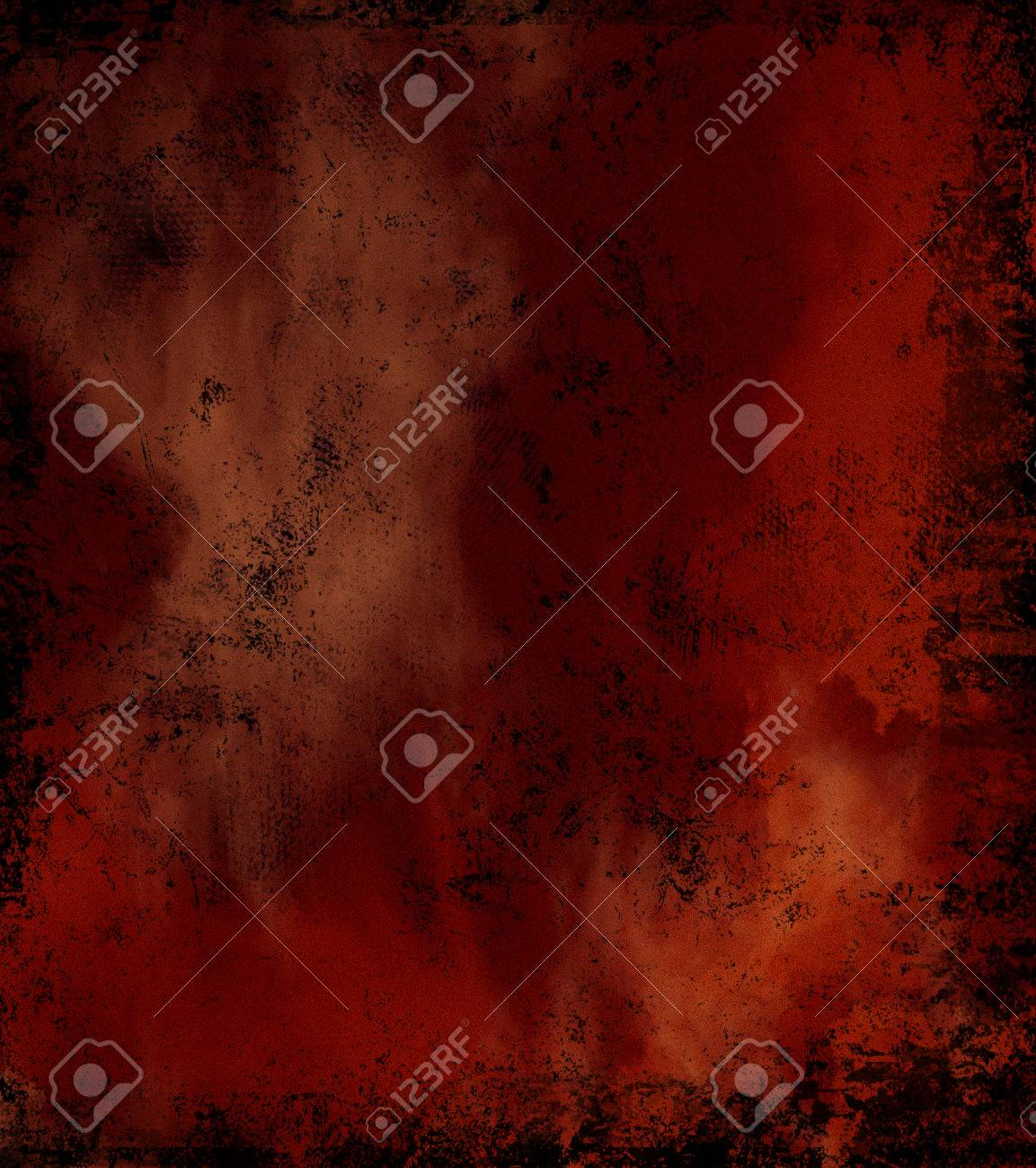 Gloomy Vintage Texture Ideal For Retro Backgrounds In Dark Red Colors Reklamni Fotografie