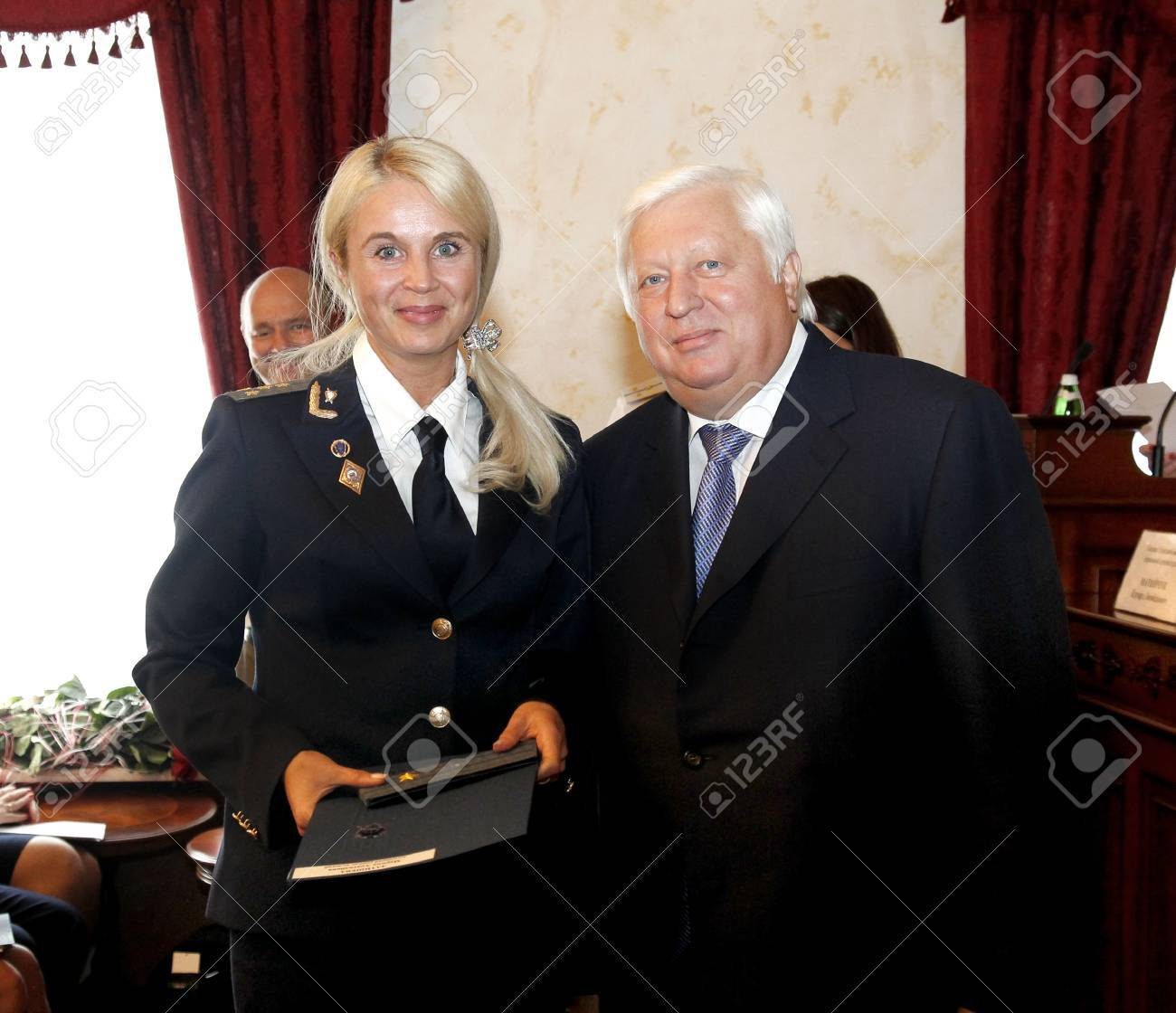 Виктор Федорчак, бывший начальник главного управления ГСЧС в ... | 1120x1300