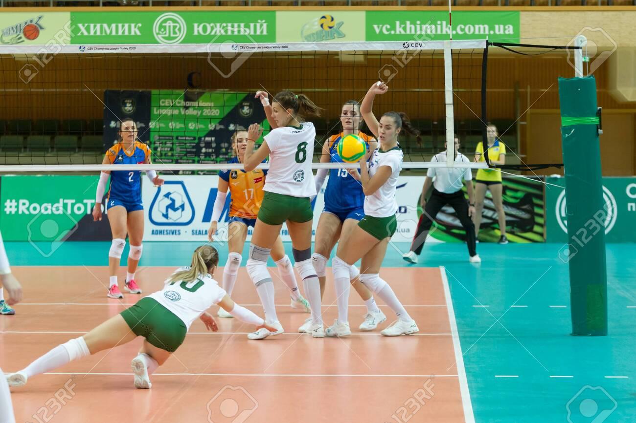 Women's European Volleyball League