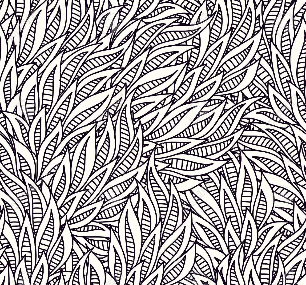art seamless pattern Stock Vector - 8362319