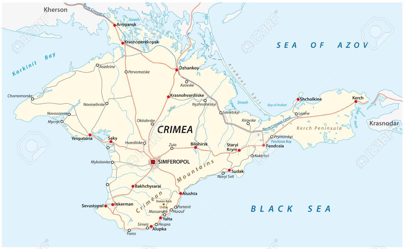 Crimea road and major cities vector map on antwerp map, leningrad map, hiroshima map, crimea map, yalta conference, stalingrad map, yusupov palace, gdansk map, sochi map, livadia palace, mukacheve map, nuremberg map, anapa map, casablanca map, vorontsov palace, vichy map, crimean peninsula map, riga map, tehran map, black sea map, ukraine map, sea of azov, donetsk map, berlin map, caucasus mountains map,