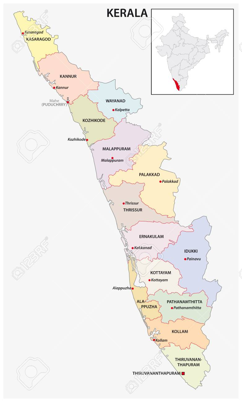administrative and political map of indian state of kerala, india on great britain map, u.s. regions map, arunachal pradesh, french regions map, tamil nadu map, state capitals map, tonga map, iran map, uttar pradesh, indian states and capitals, brazil map, european nations map, new delhi, tamil nadu, cyber world map, india map, indiana county map, jammu and kashmir, maharashtra map, himachal pradesh, bangladesh map, cape of good hope map, andhra pradesh map, indiana state map, andaman and nicobar islands, illinois-indiana map, saudi arabia map, andhra pradesh,