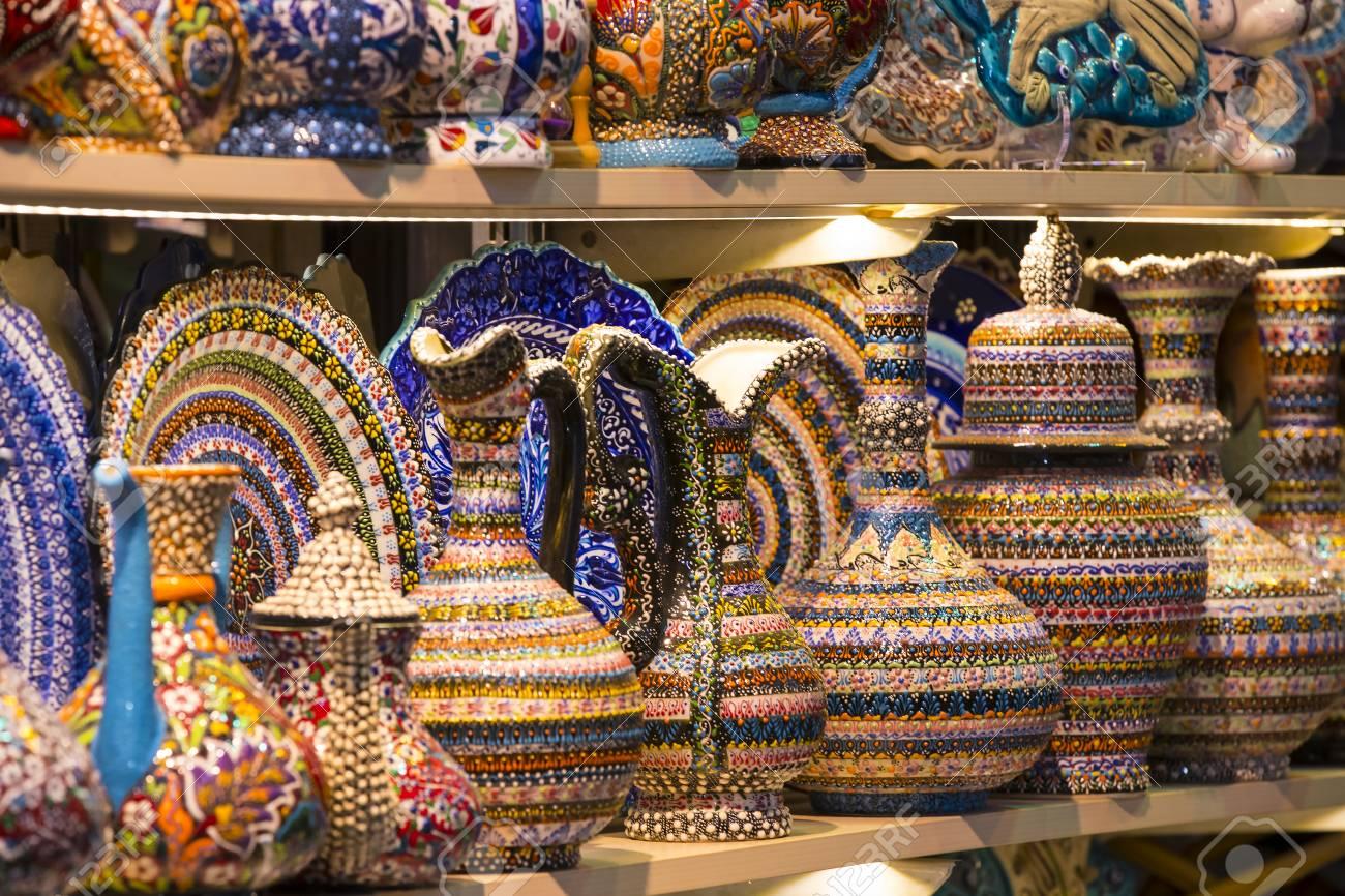 Céramique Décorative Traditionnelle Turque Pour La Décoration