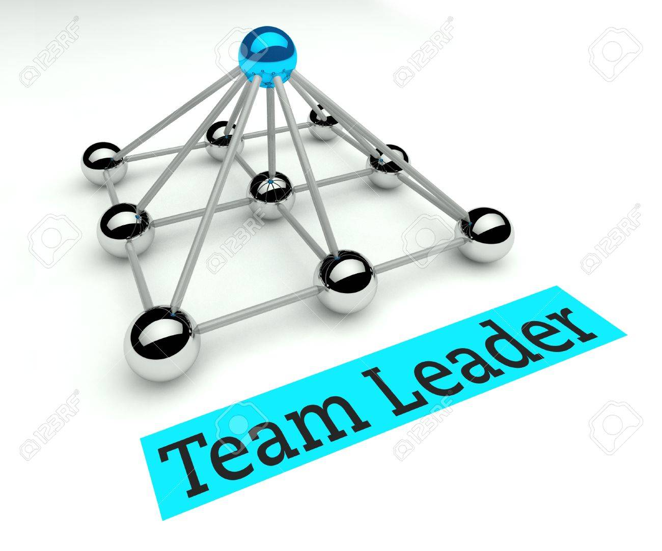 team leader concept hierarchy and management pyramid stock stock photo team leader concept hierarchy and management pyramid