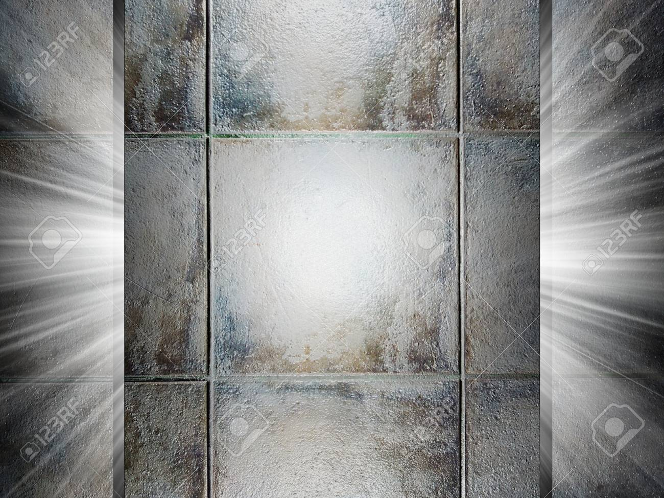 Ceramic Tiles Texture 3d Presentation Stock Photo Picture And