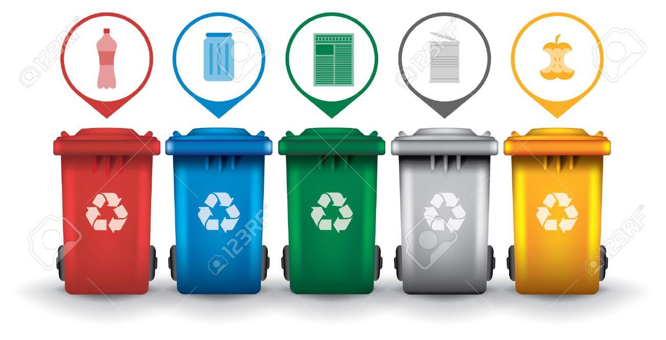 un punto fundamental dentro del reciclaje es distinguir los colores del reciclaje de esta forma haremos una separacin correcta de todo