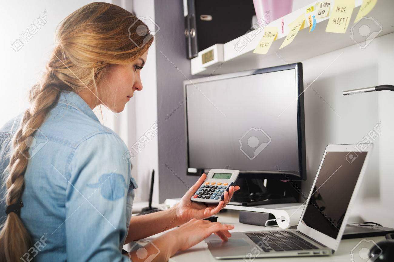 home office calculator
