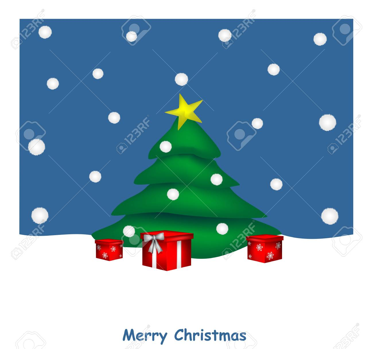 christmas background Stock Vector - 10846012