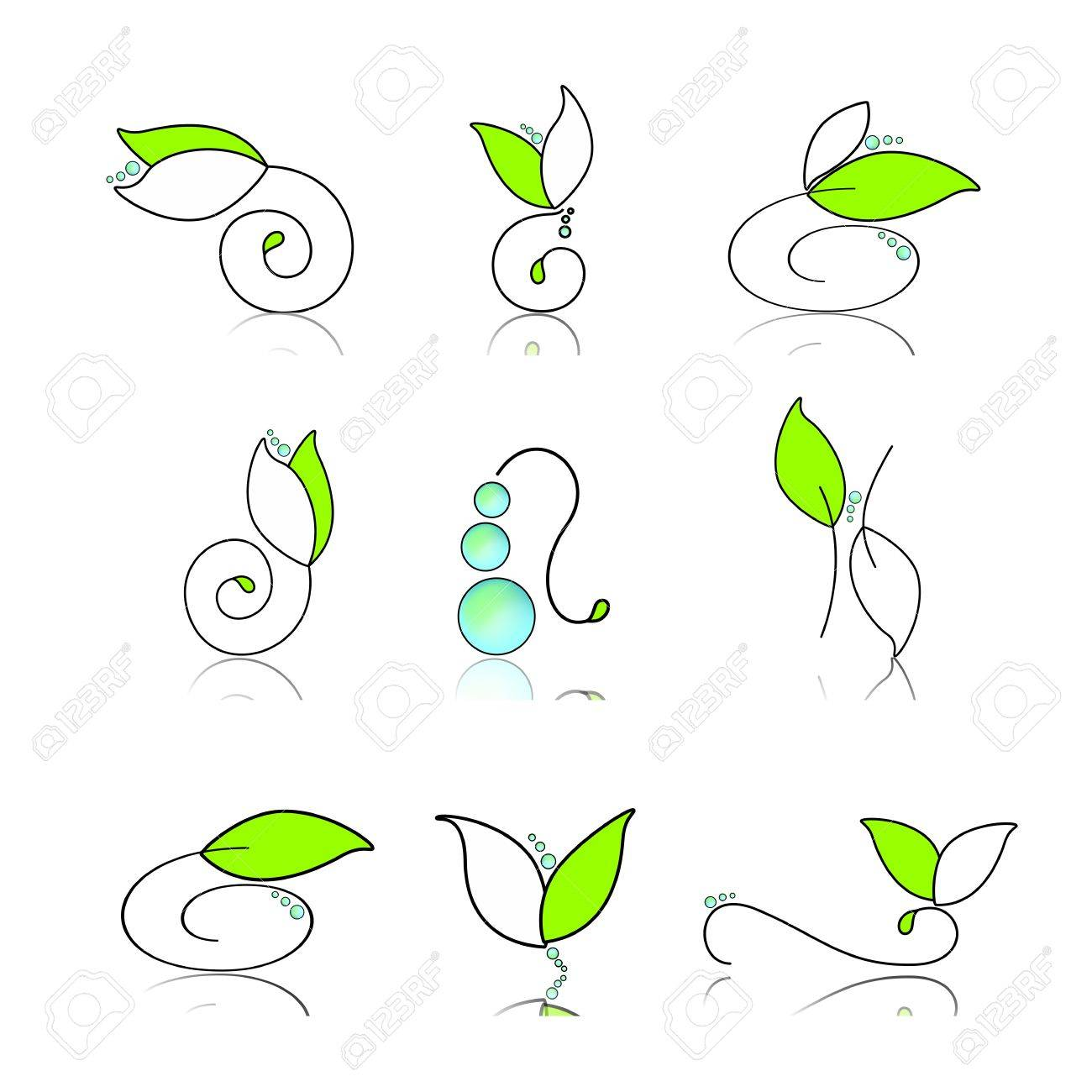 Flowers Stock Vector - 12467418