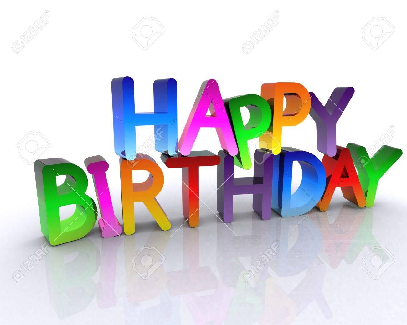 картинки с днем рождения 3d