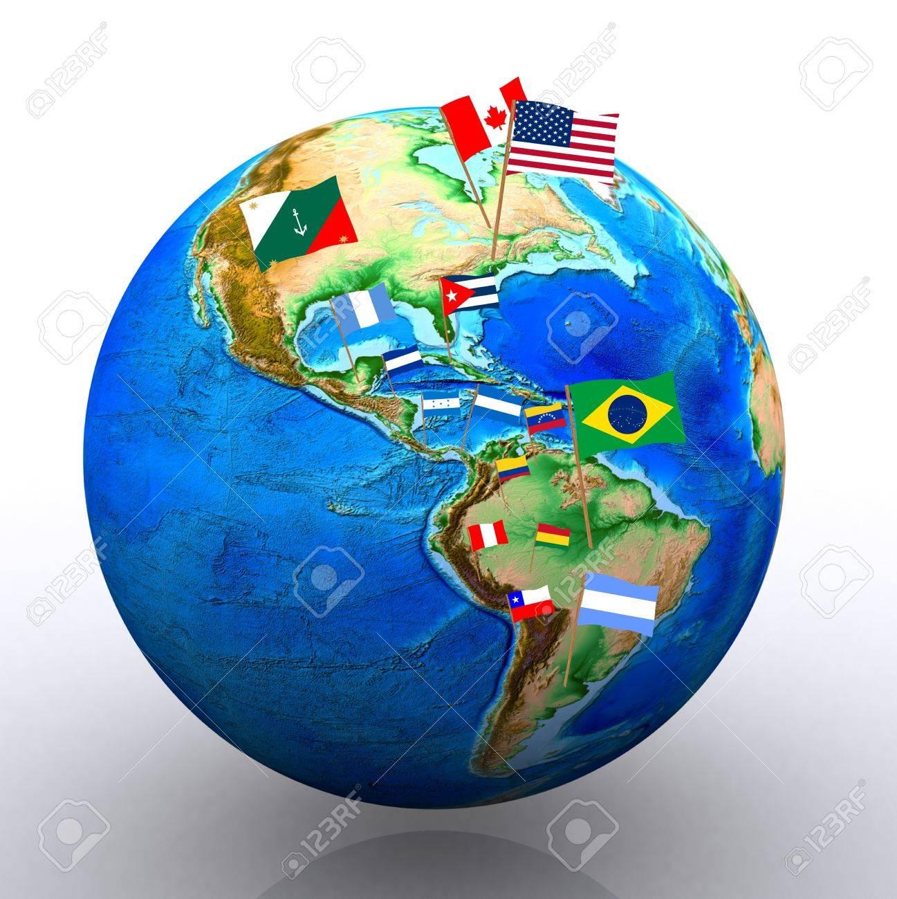 America Stock Photo - 13153221