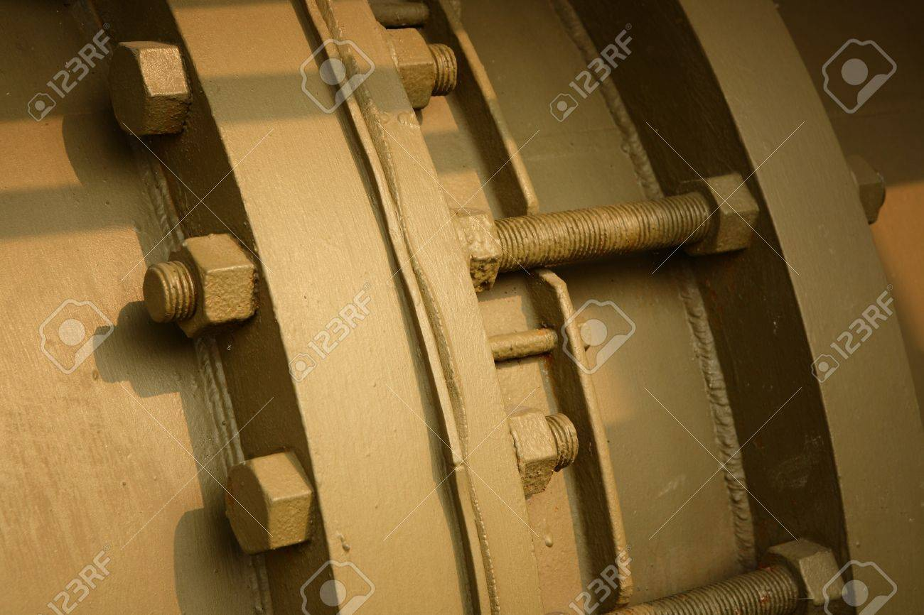 flange of pipe Stock Photo - 7888004