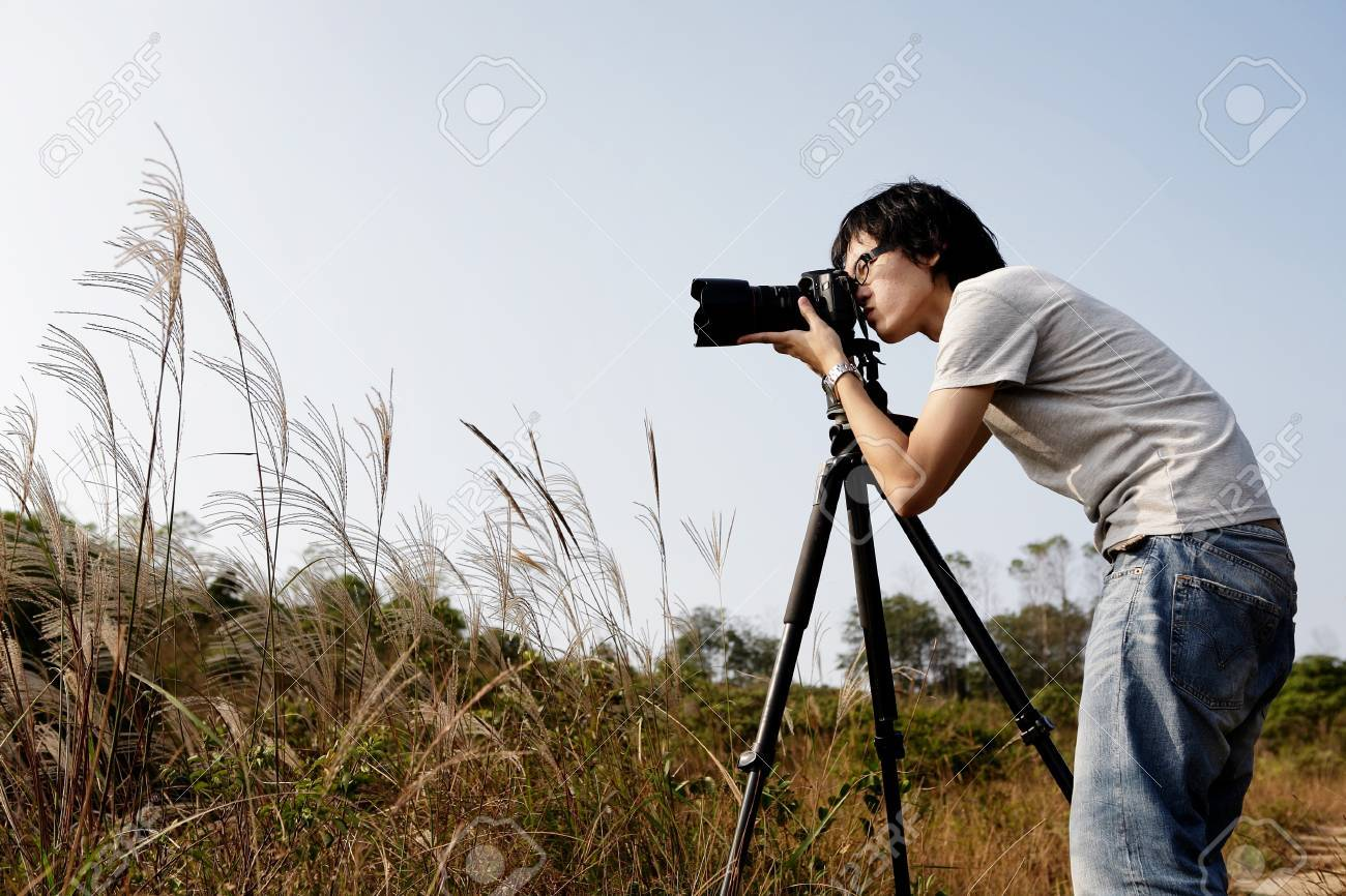 Photographer taking photo Stock Photo - 8354919