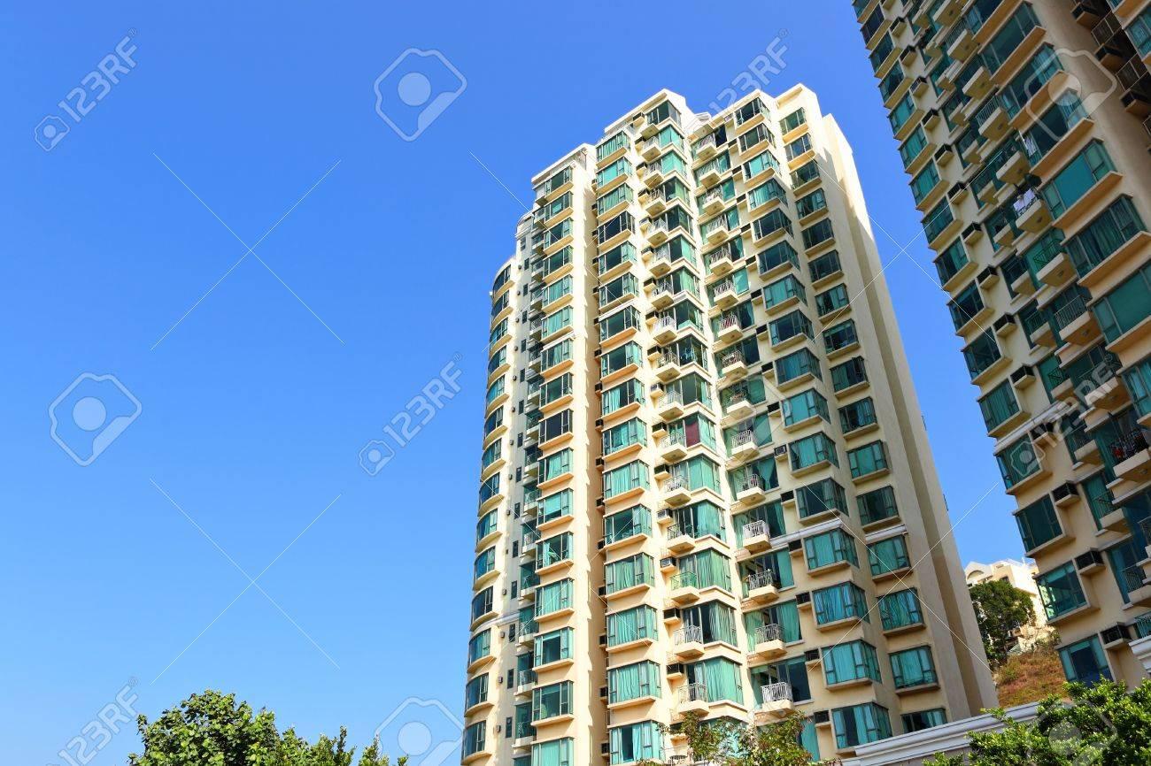 apartment building Stock Photo - 8836858