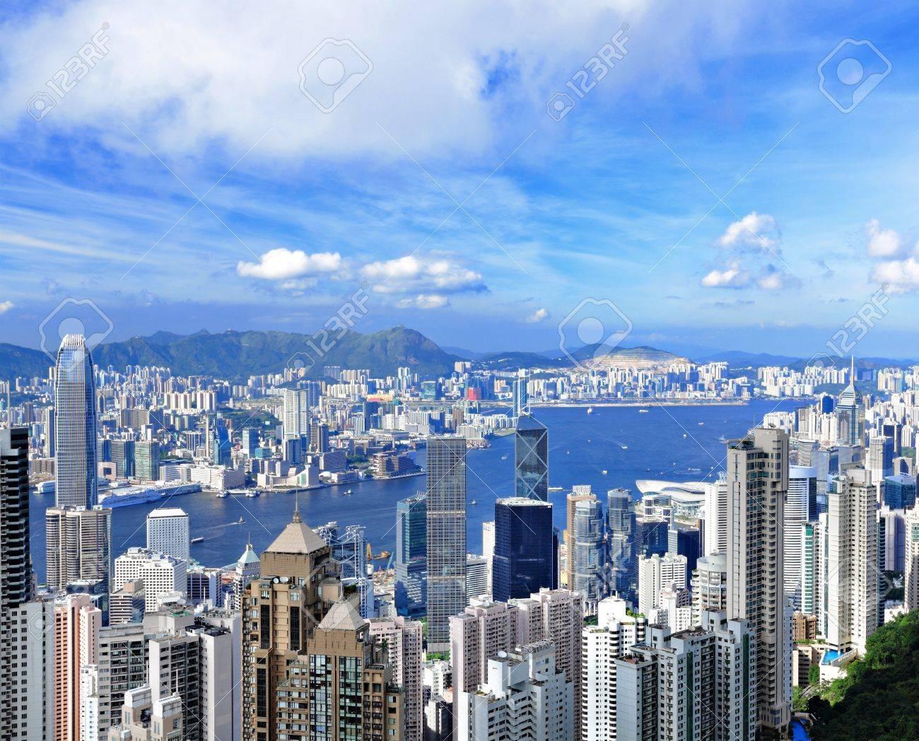 Hong Kong Stock Photo - 9040706