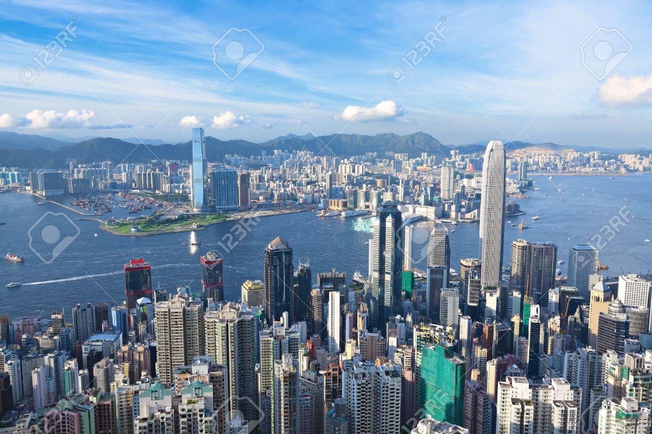 Hong Kong Stock Photo - 9678749