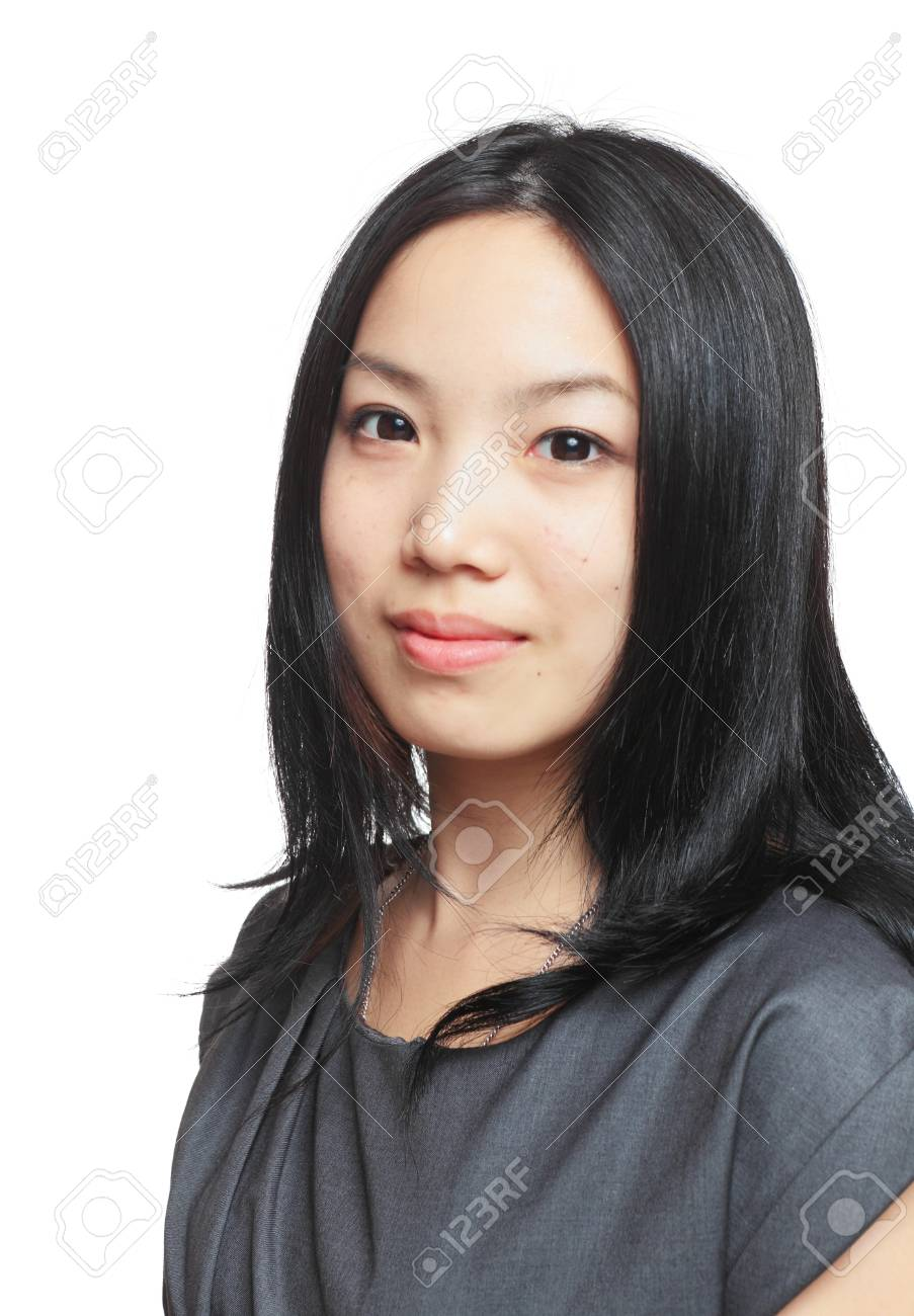 Smiling business woman Stock Photo - 10765788