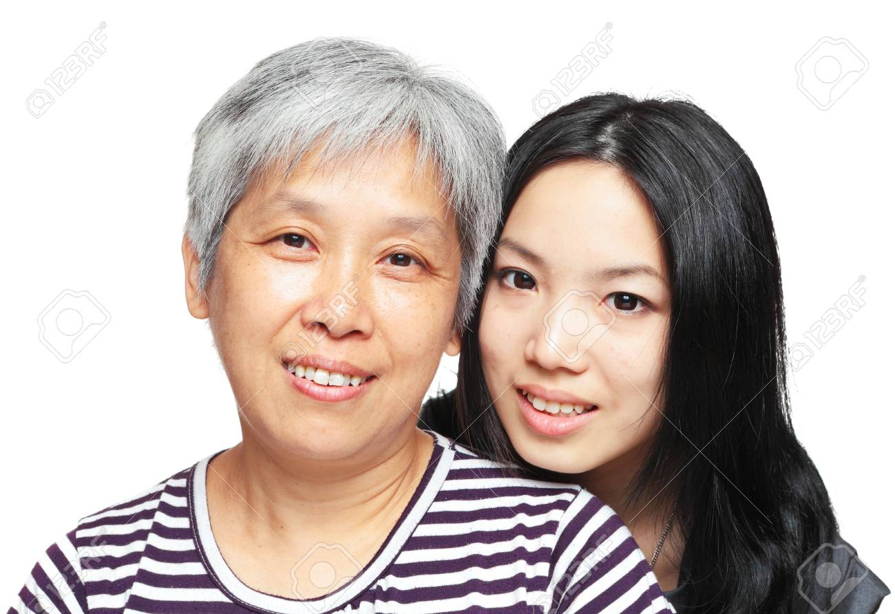 Mother and daughter Stock Photo - 10765795