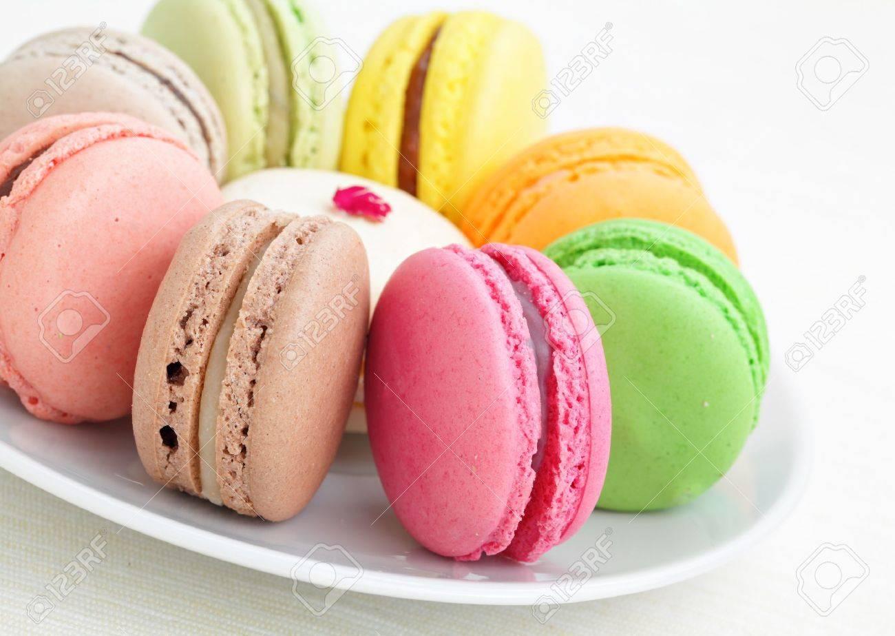 colorful macaron Stock Photo - 12557380