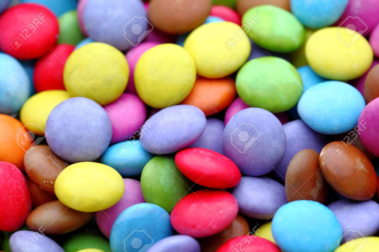 colorful candy Stock Photo - 14483545