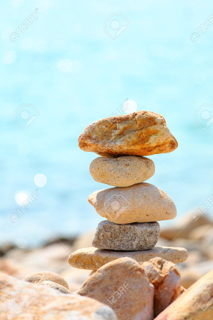 Balance Rocks Stock Photo Picture And Royalty Free Image Image