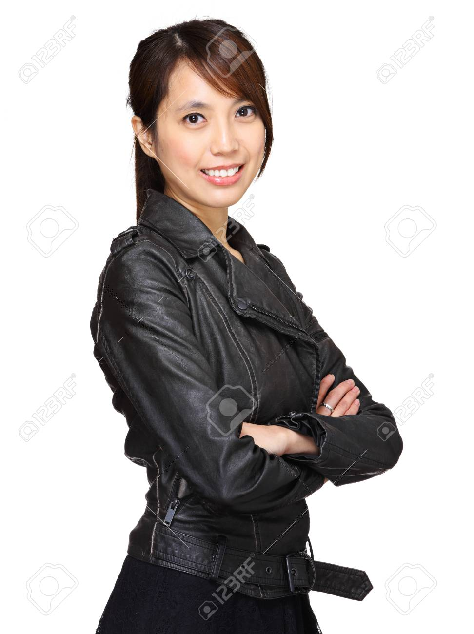 portrait of asian woman Stock Photo - 15920273