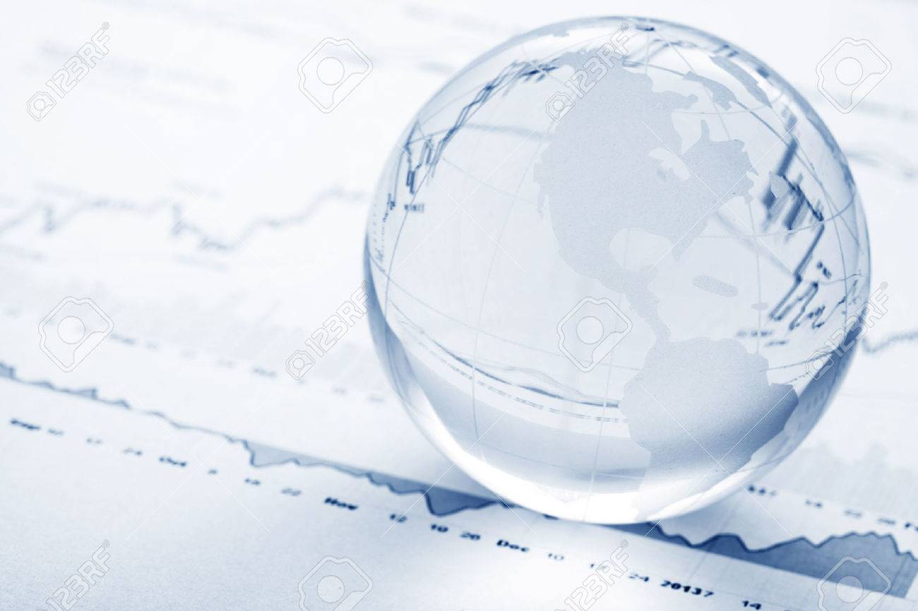 Global investment concept Stock Photo - 22269547