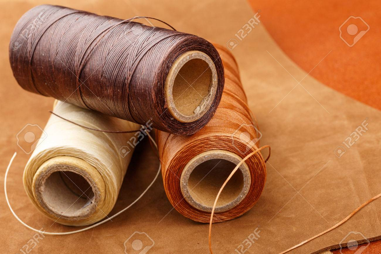 Thread for leather craft - 22356024