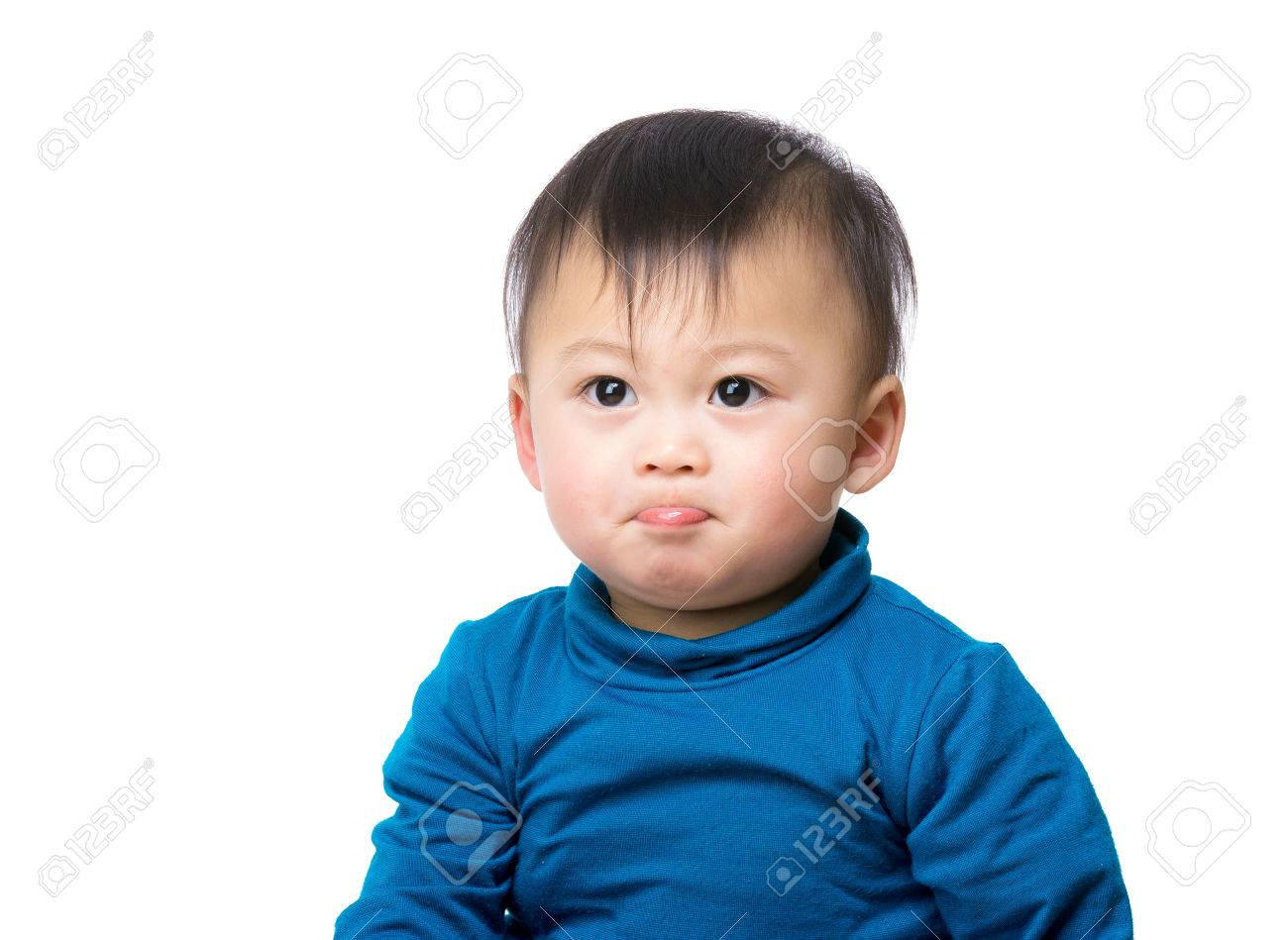 Baby Pouting Lips Asian Baby Boy Pout Lip