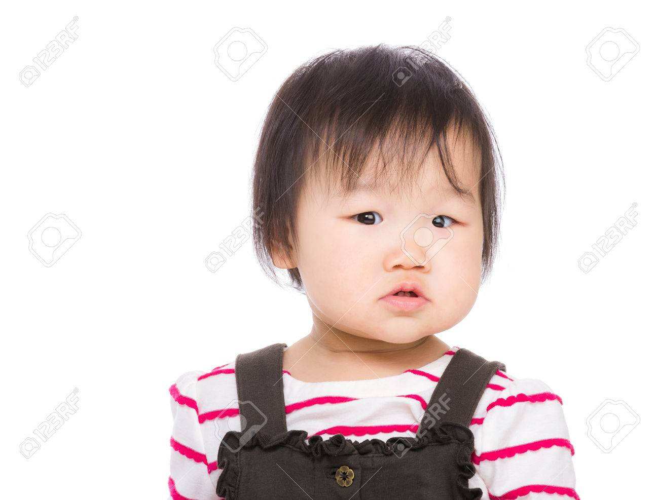 Asian girl small