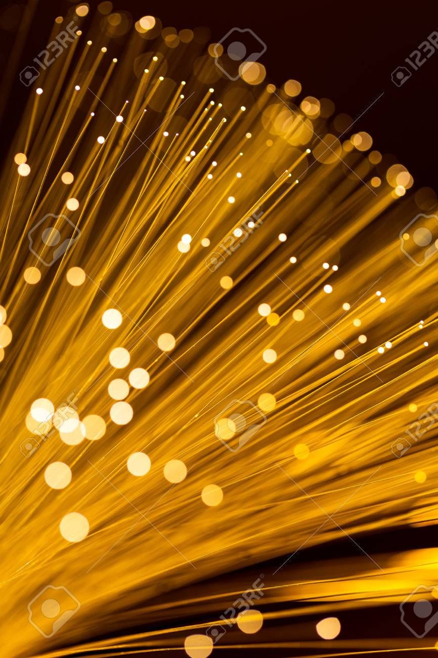 Golden fibre optic light strand stock photo picture and royalty golden fibre optic light strand stock photo 32102987 arubaitofo Images