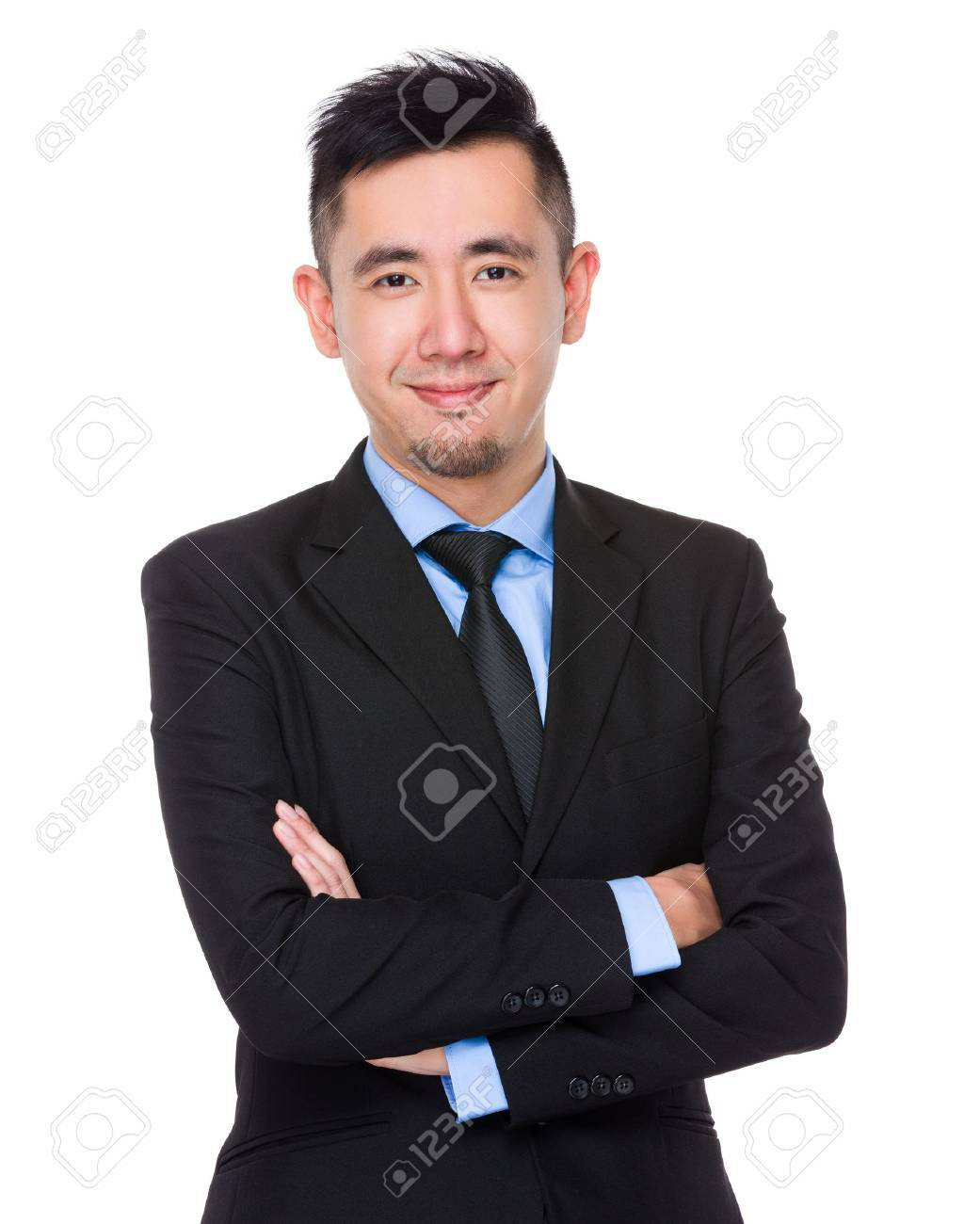 Asian Businessman - 53004120