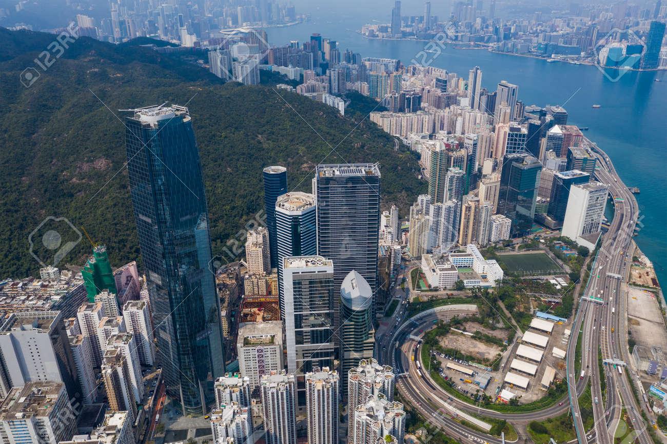 Hong Kong cityscape - 120327517