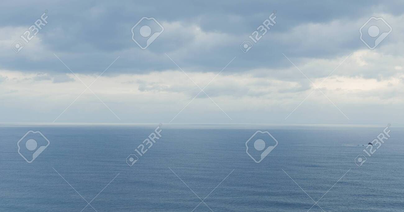 Sea surface and sky - 120469287