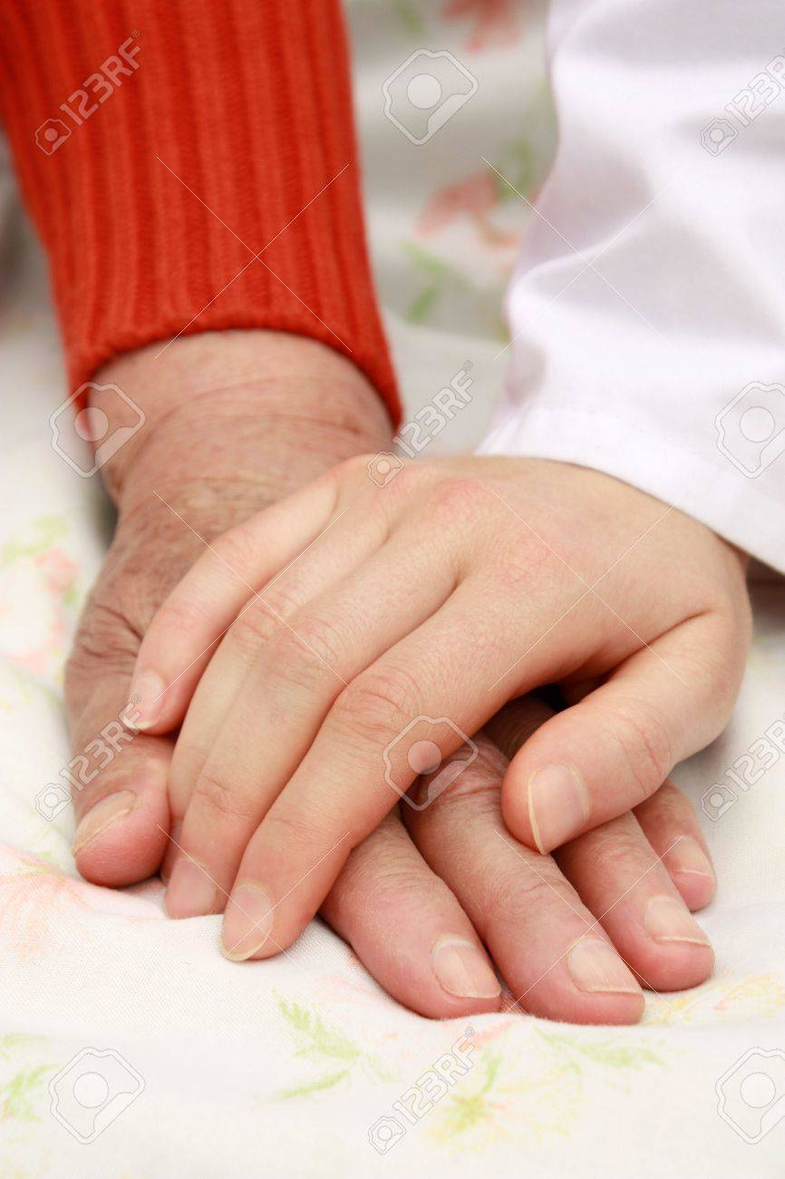 Holding Hands Stock Photo - 7391847