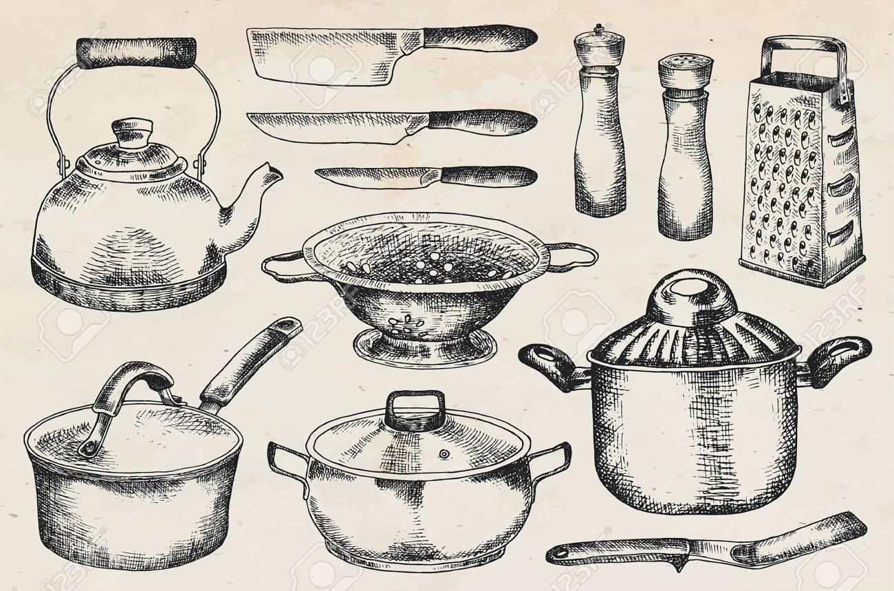 Küche Artikel | Kuchenartikel Set Schones Geschirr Und Kuchenutensilien