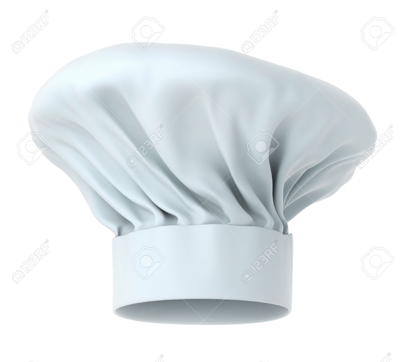 Pizza Chef Hat Chef Hat High Detailed 3d