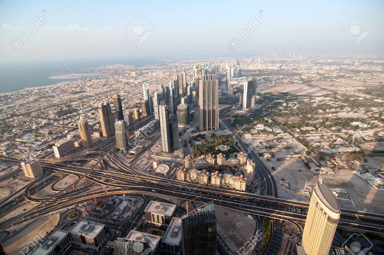Views of the Burj Khalifa