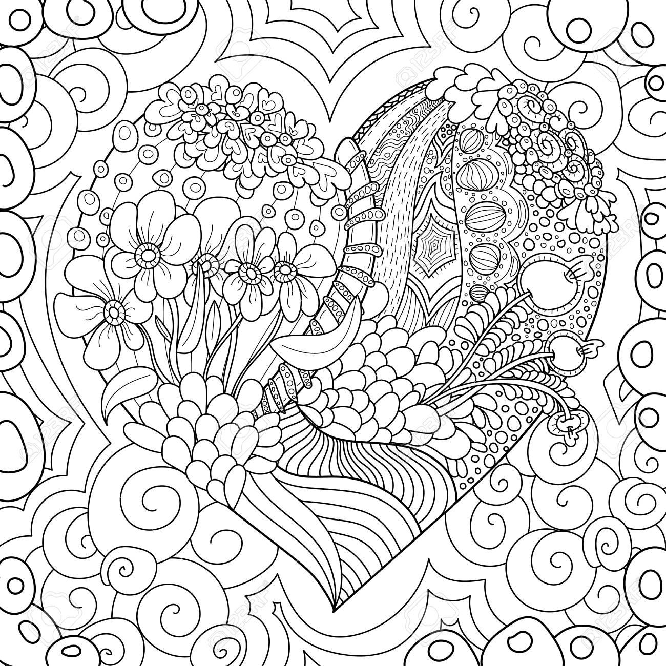 Famoso Libros Abstractos Para Colorear Colección - Ideas Para ...
