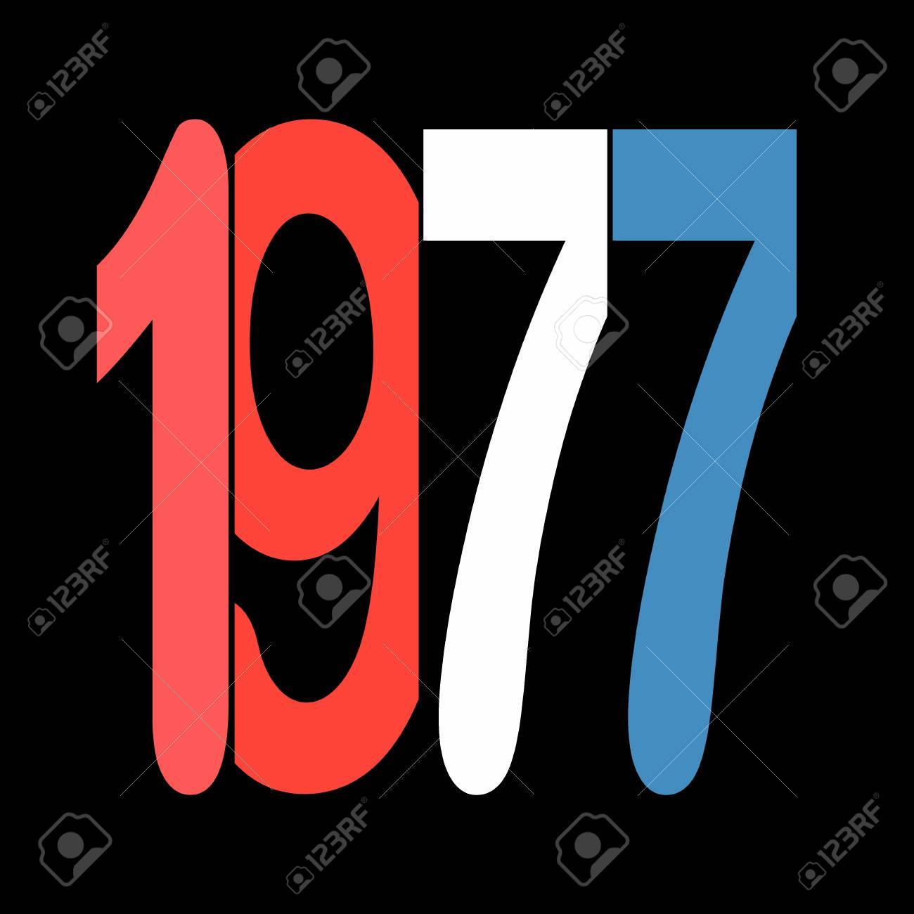 Year 1977 Stock Photo, Picture And Royalty Free Image. Image 85546719.