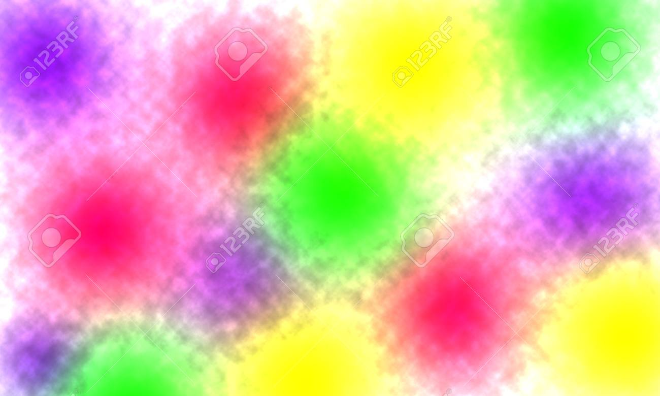 Light Abstract Colorful Background High Resolution Image