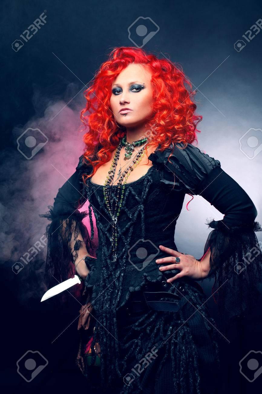 rote haare hexe