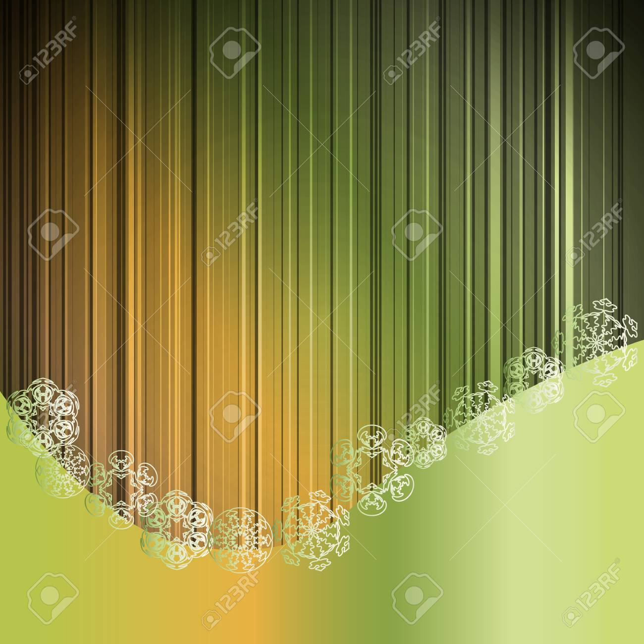 Striped new year christmas  background. Vector illustration eps10 Stock Vector - 11554293