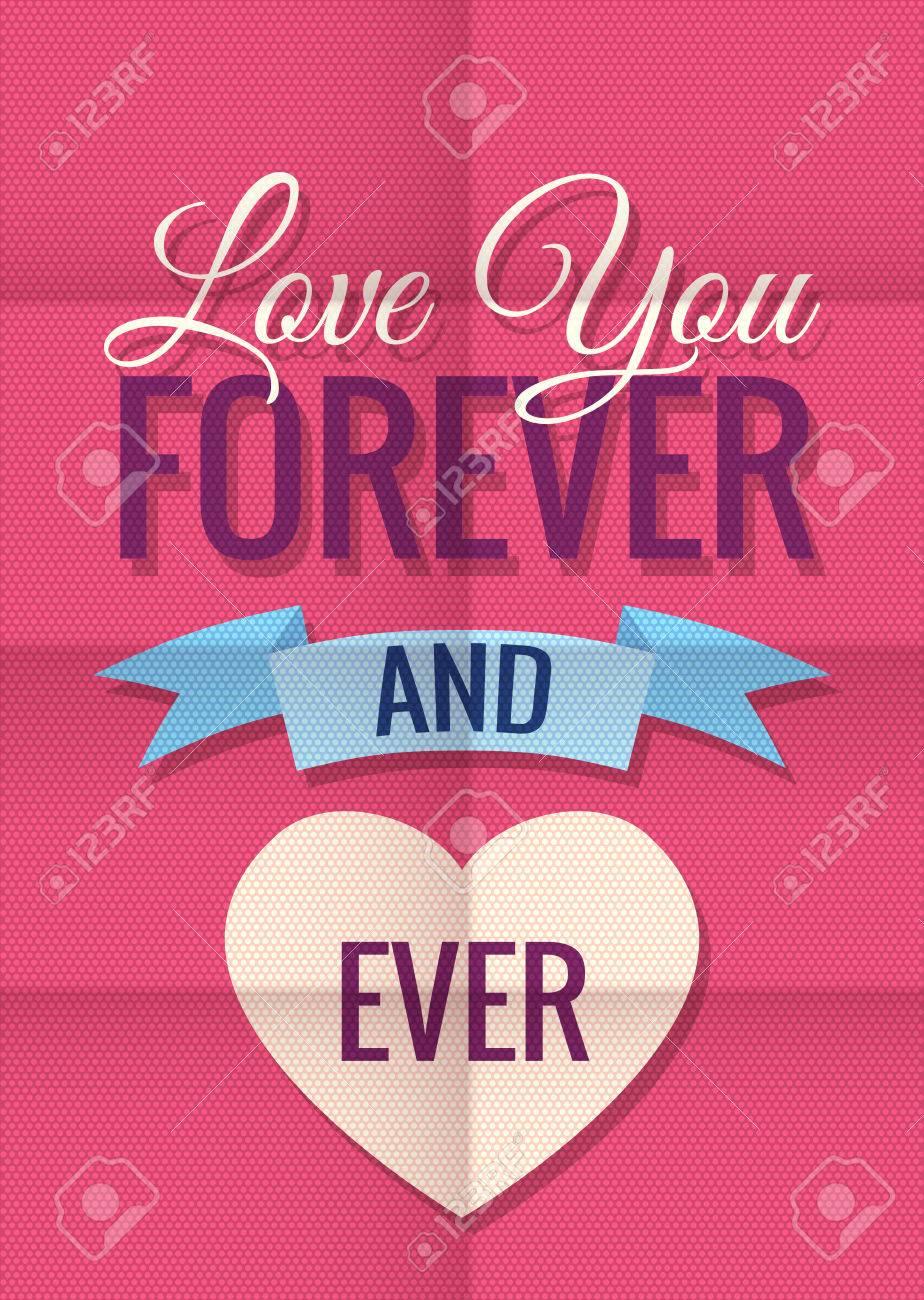 ich liebe dich immer und ewig