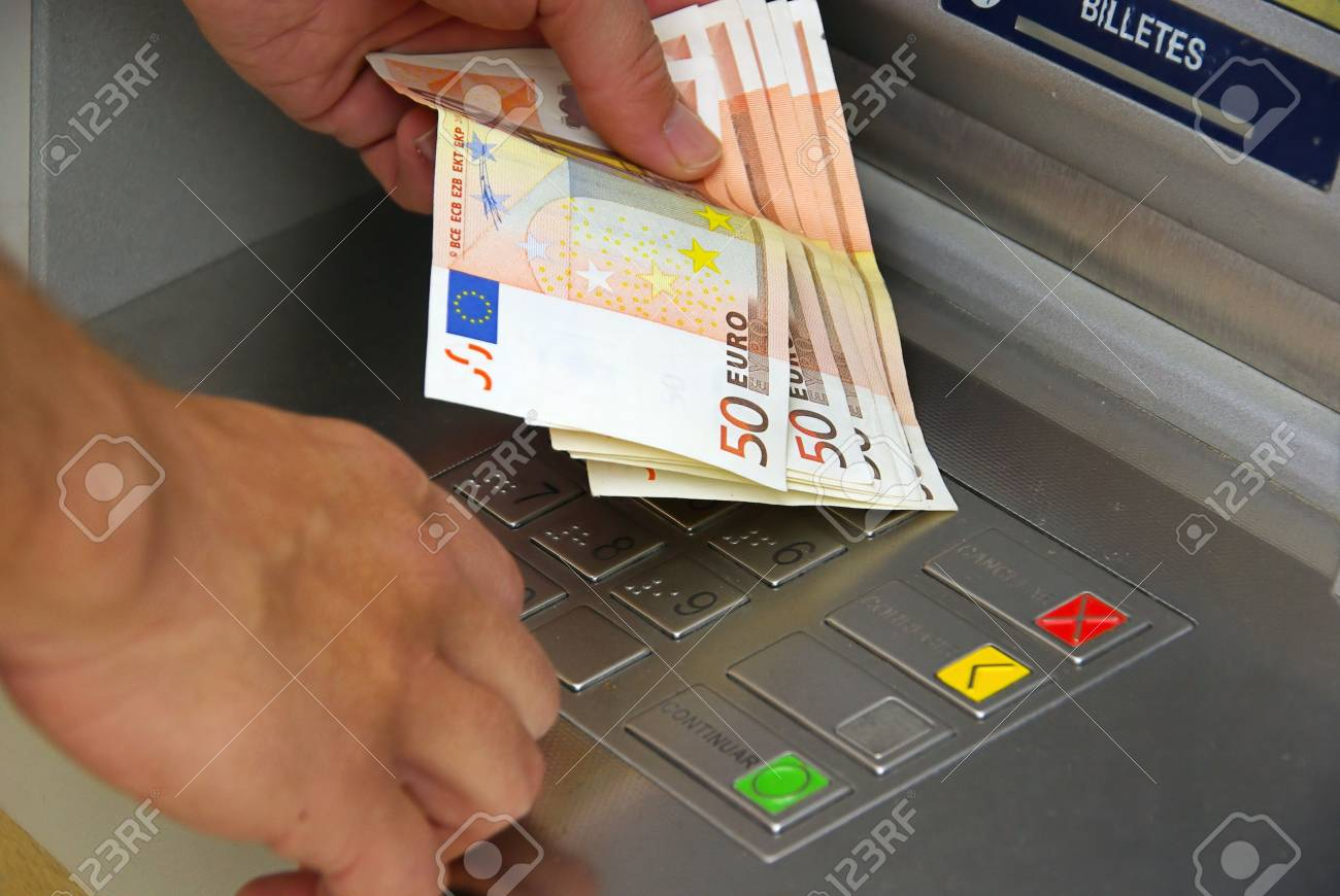 cash point 05 Stock Photo - 3101963