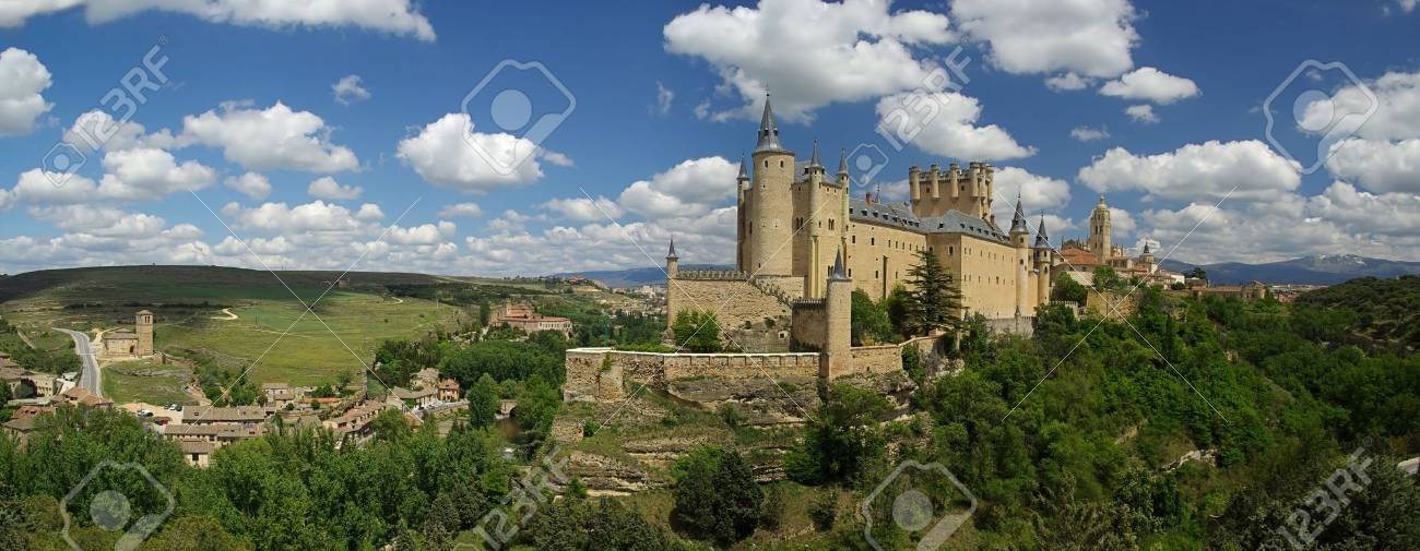 Segovia Alcazar 04 Stock Photo - 3334273
